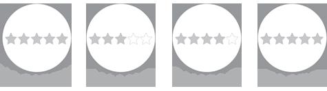 flavia star ratings